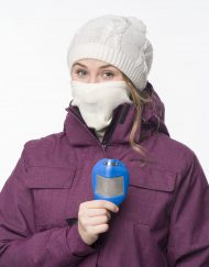 Hengitysilman lämmittimet